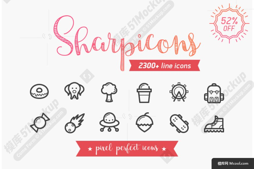 Sharpicons 2400+矢量线图标Preview.png