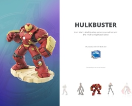 Day#121 - Hulkbuster Card