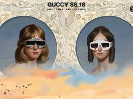 GUCCY SS2018