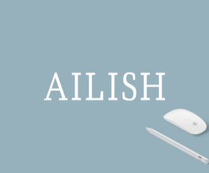 Ailish Slab Serif 字体