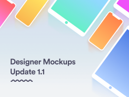 用于Sketch,Figma和Photoshop的Mockups UI设计工具包 Ultimate Designer Mockups 1.1