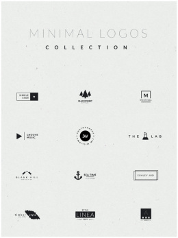 最小的标志集合 Minimal Logos Collection