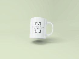 咖啡杯PSD样机 Coffee-Mug-PSD-Mocku