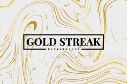 黄金条纹背景 Gold Streak Backgrounds