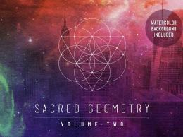 神圣几何矢量图形素材 Sacred Geometry Vector Pack Vol. 2