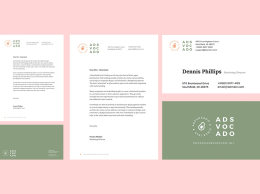 Printable Stationery TemplateFREE
