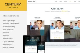 世纪多用途缪斯模板 Century  Multipurpose Muse Template