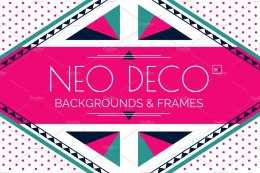 Geometic Frames and Design Templates