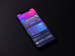 Cryptocurrency Mobile App Design 每日UI源文件分享 Daily UI 308FREE