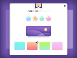 Website Sketched In Photoshop  每日UI源文件分享 Daily UI 301